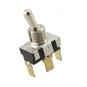 "03-79652L-ID  Toggle Switch SPDT On-Off-On 6a-125v 3a-250v    1/2"" Hand-Off-Auto"
