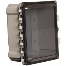AH1084C Attabox 10x8x4 Type 4X Clear Cover