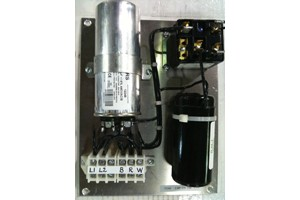 SGV5022L  assembled capacitor kit