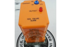 SPM-120-AAA-100K Single Channel Seal Failure Alarm 11-Pin DPDT
