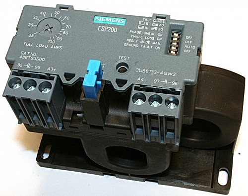 ESP Solid State Overload Relay 13-52amps