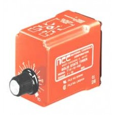 S1K-00060-461 DPDT Interval Timer 0.6-60 sec 120VAC 8pin